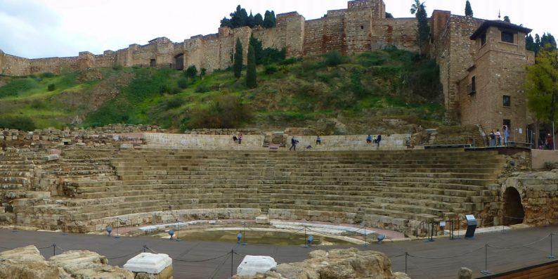 Théâtre romain, Malaga