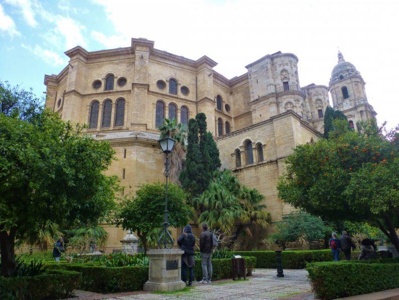 cathédrale de l'Incarnation, Malaga