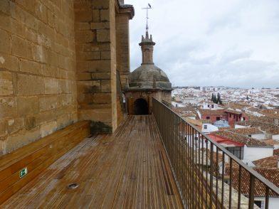 Eglise Santa Maria la Mayor, Ronda