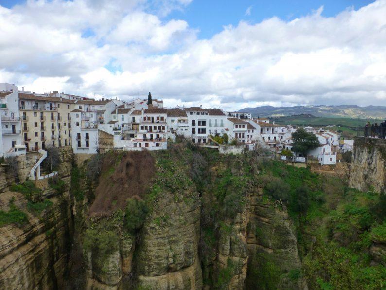 gorge El Tajo, Ronda