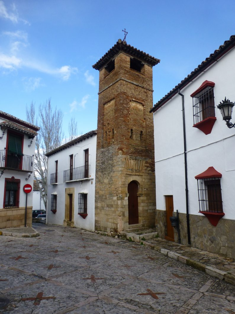 Le Minaret San Sebastian, Ronda