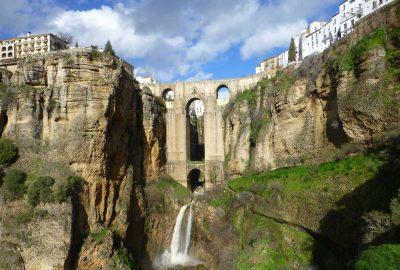 Le Pont Neuf, Ronda en Andalousie