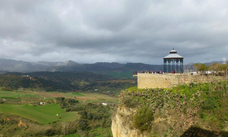 Mirador de Ronda, Andalousie