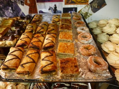 boutique de biscuits, Ronda