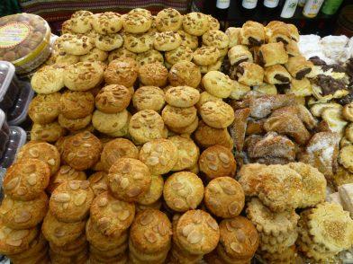boutique de biscuits, Ronda