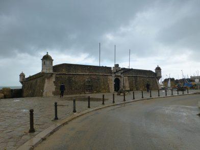 Fort Ponta de Bandeira, Lagos