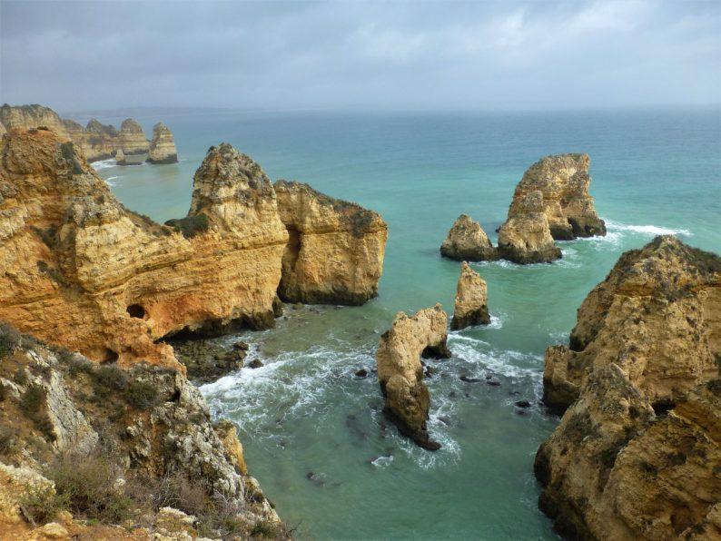 Ponta da Piedade, Algarve Portugal