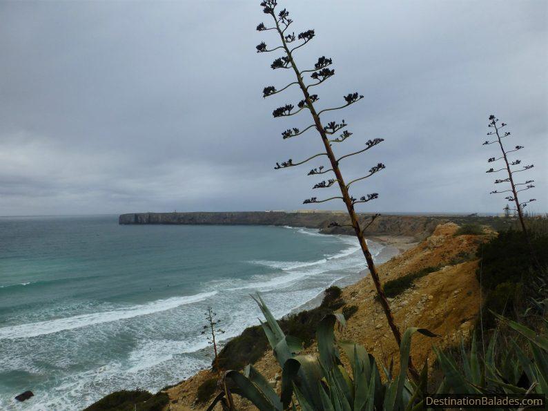 côte près de Sagres, Portugal