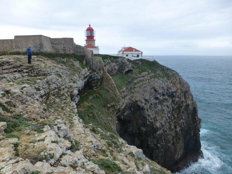 le Cap Saint-Vincent, Algarve