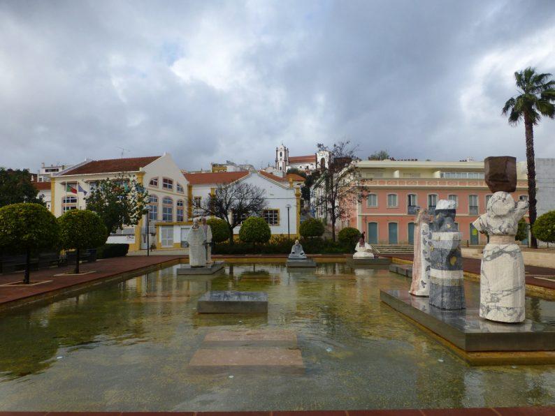 ville de Silves, Portugal