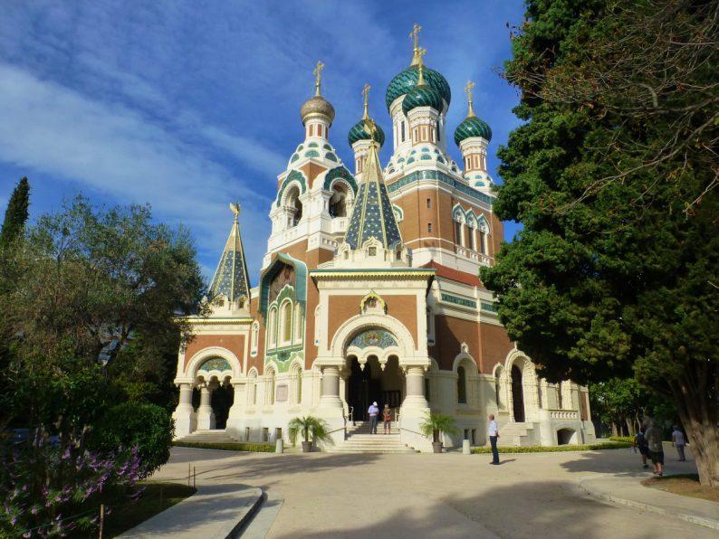 Cathédrale russe Saint-Nicolas, Nice