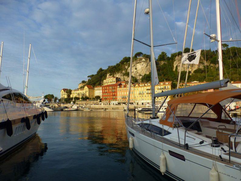 Le port Lympia, Nice