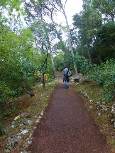 Parc du Mont Boron à Nice