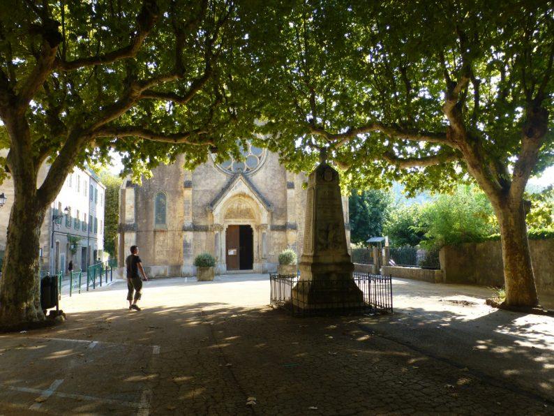 église de Collobrières, Var