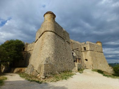 le Fort du Mont Alban, Nice