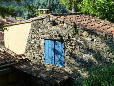 maison de village, Collobrières