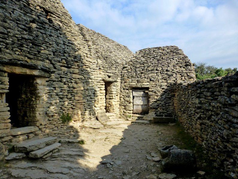 Le village des bories, Gordes