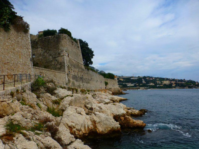 la citadelle de Villefranche-sur-mer
