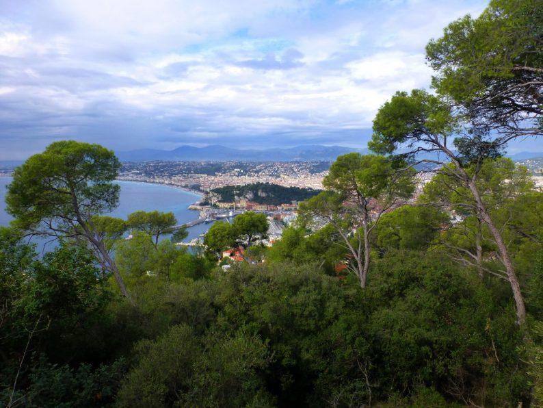 parc forestier du Mont-Boron, Nice
