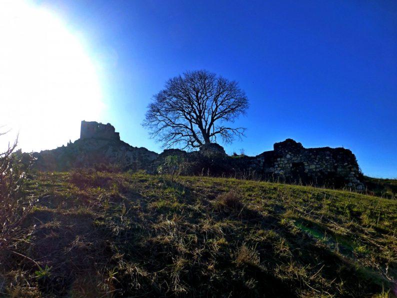 La castellas de Roquemartine, Eyguières
