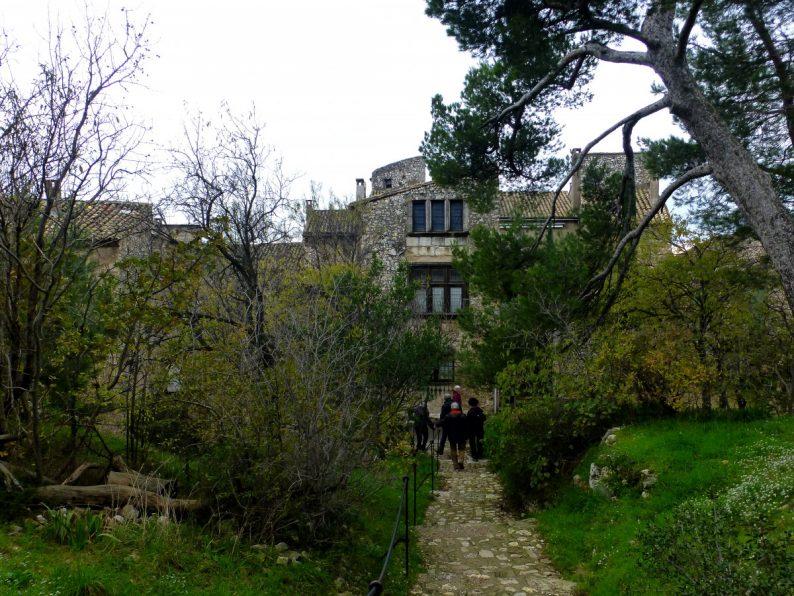 Eygalières, parc naturel régional des Alpilles