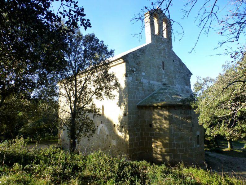 La chapelle Saint-Denys, Lamanon