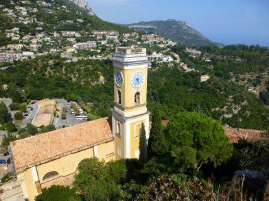 Eglise Notre-Dame de l'Assomption à Eze