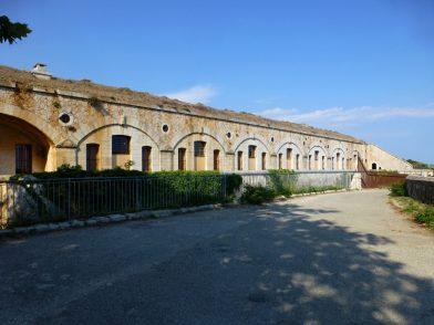 Le Fort de la Revère, Alpes-Maritimes