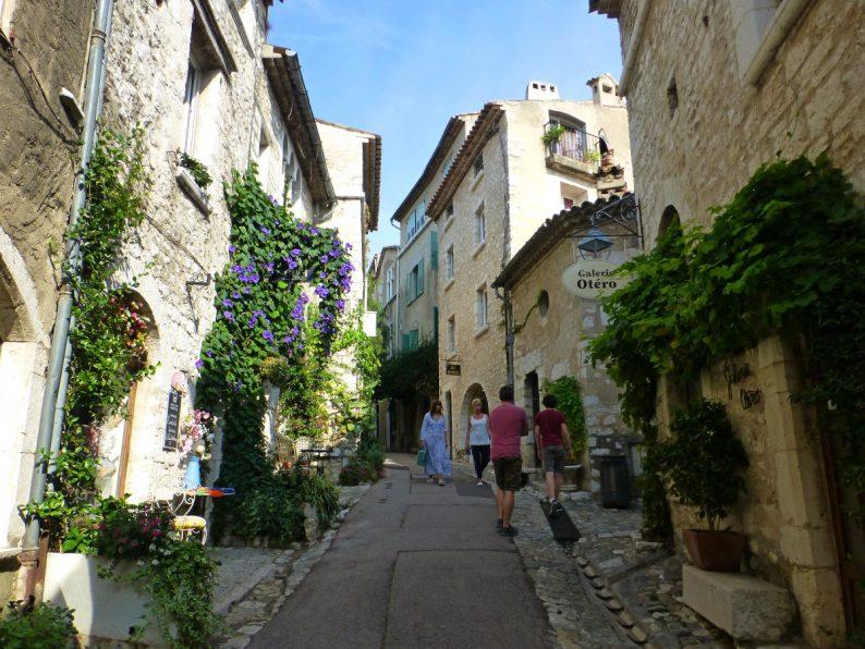Saint-Paul de Vence, Alpes-Maritimes