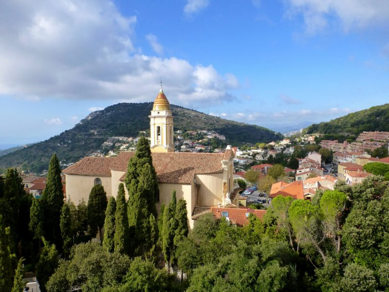 Village de La Turbie, Alpes-Maritimes