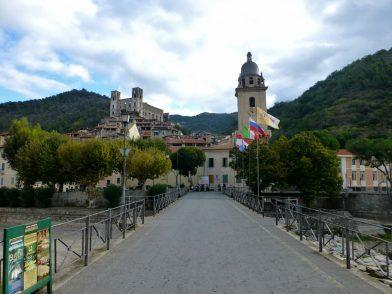 Village de Dolceacqua, Italie