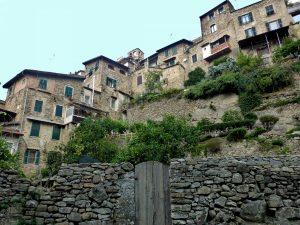 Le village de Dolceacqua, Italie