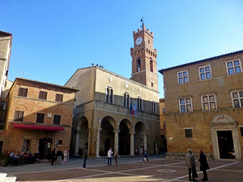 Place Pie II, Pienza en Toscane
