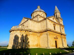 Eglise San Biagio à Montepulciano, Toscane