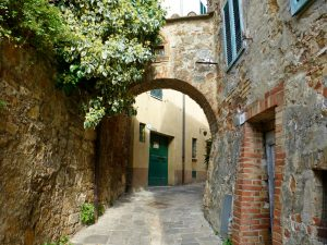 San Quirico d'Orcia, Toscane